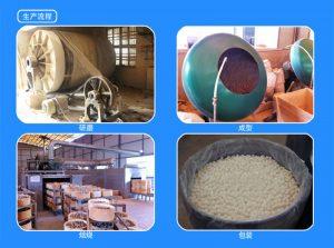 氧化铝球生产设备